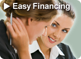 Easy Financing Options