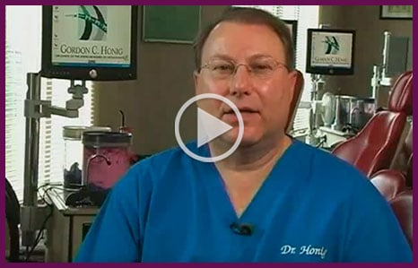 Honig video Dr. Gordon C. Honig, DMD Newark Middletown DE