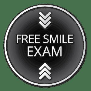 Free Smile Exam horizontal hover button Dr. Gordon C. Honig, DMD Newark Middletown DE