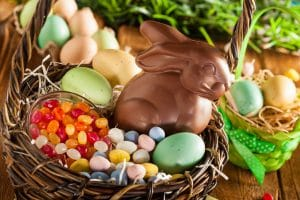 Easter history Newark DE
