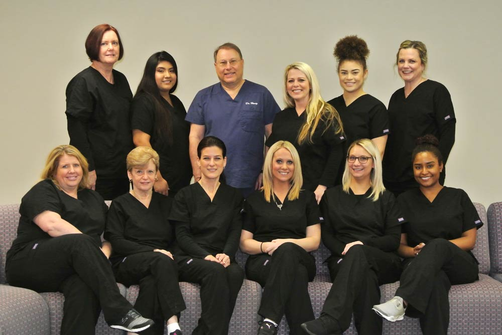 Group Staff Photo 2018 Honig Orthodontics in Newark and Middletown DE