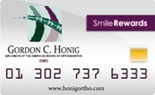 Honig Orthodontics Rewards Program