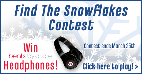 Find The snowflake Contest