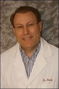 Orthodontist Dr Gordon Honig